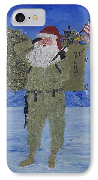 Christmas In Afghanistan  IPhone Case
