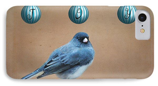 IPhone Case featuring the photograph Christmas Joy by Linda Segerson