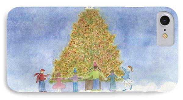 Christmas Magic IPhone Case by Ann Michelle Swadener