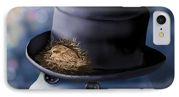 Christmas Nest IPhone Case