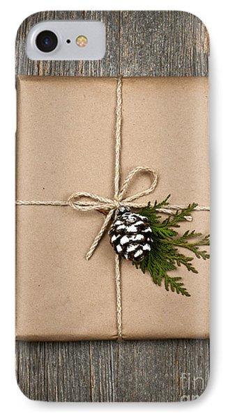 Christmas Present  Phone Case by Elena Elisseeva