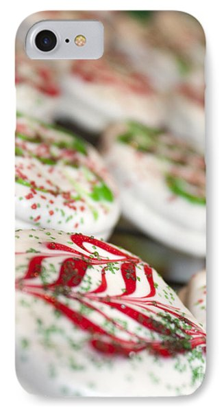 Christmas Sweets Phone Case by Christine Wiegand