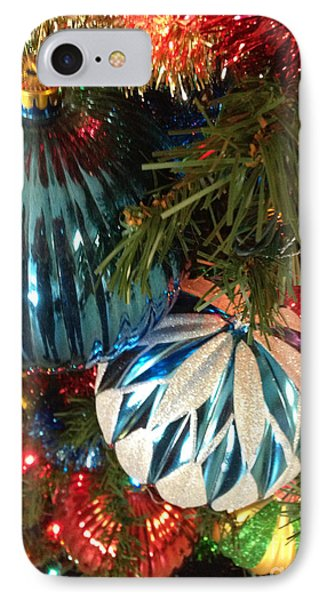 Christmas Time Phone Case by Janet Felts