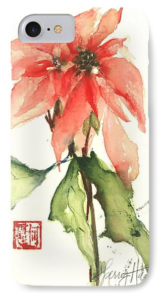 Christmas Tradition IPhone Case by Sherry Harradence