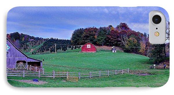 Christmas Tree Farm IPhone Case