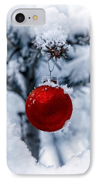 Christmas Tree IPhone Case by Joana Kruse