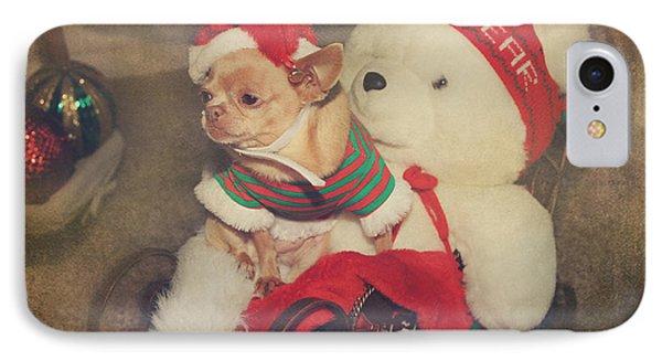 Christmas Zoe IPhone Case