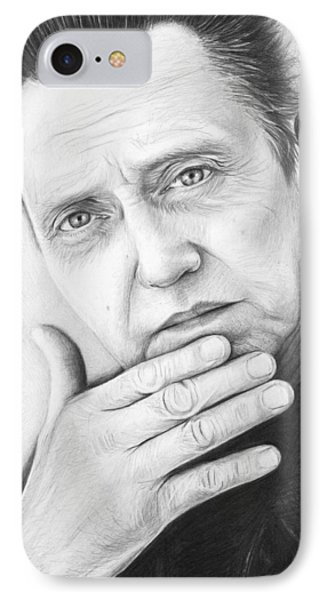 Christopher Walken IPhone Case