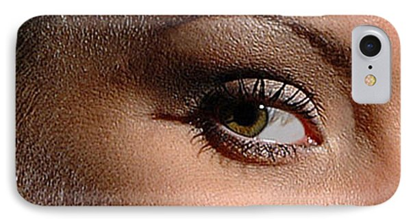 Christy Eyes 89 Phone Case by Gary Gingrich Galleries