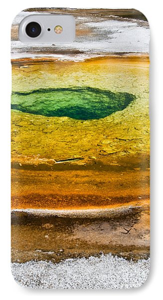 Chromatic Pool Vertical IPhone Case by Delphimages Photo Creations