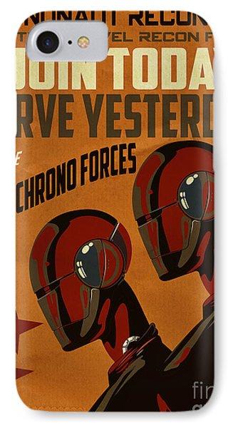 Chrononaut Core Phone Case by Cinema Photography