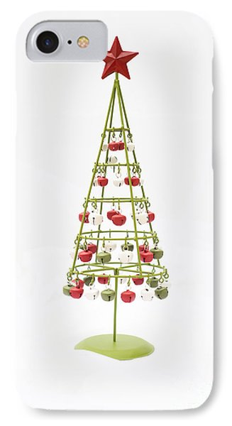 Christmas Bells IPhone Case by Anne Gilbert