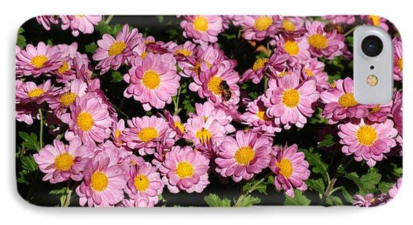 Chrysanthemum Bouquet IPhone Case by Margie Avellino