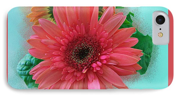 IPhone Case featuring the photograph Chrysanthemum by Gena Weiser