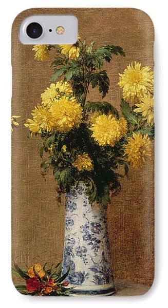 Chrysanthemums, 1879 IPhone Case