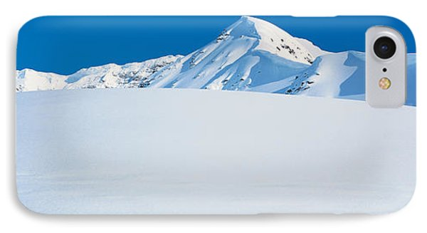 Chugach Mountains Girdwood, Alaska, Usa IPhone Case by Panoramic Images