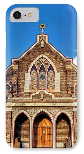 IPhone Case featuring the photograph Church 1 by Dawn Eshelman
