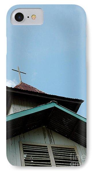 Church Phone Case by Antoni Halim