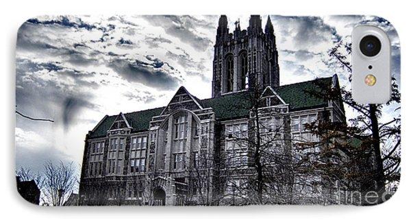Church At Boston College IPhone Case
