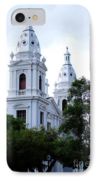 Church In Puerto Rico IPhone Case