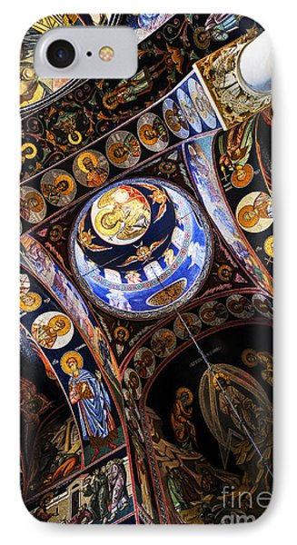 Church Interior IPhone Case by Elena Elisseeva