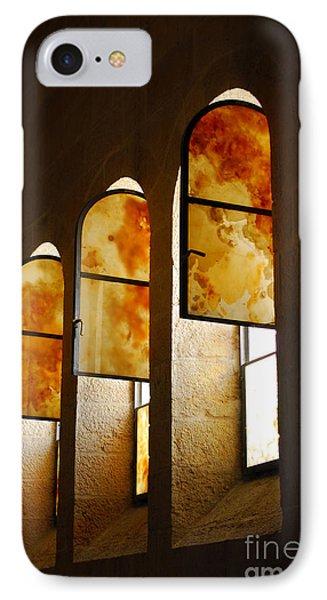 Church Of Heptapegon In Israel Phone Case by Eva Kaufman