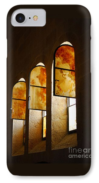 Church Of Heptapegon In Israel IPhone Case