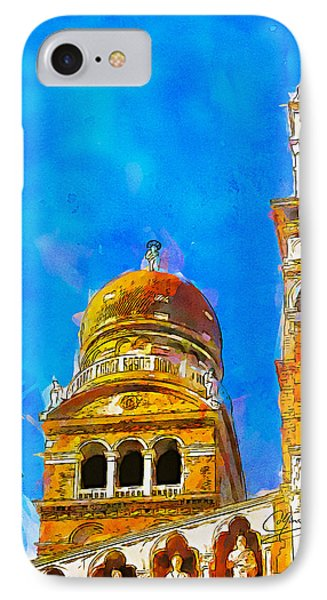 Church Of Madonna Dell'orto IPhone Case by Greg Collins