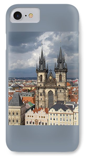 Church Of Our Lady Before Tyn - Prague IPhone Case