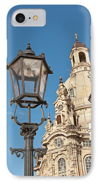 Church Of Our Lady Dresden, Germany IPhone Case