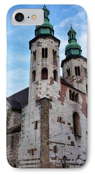 Church Of St. Andrew In Krakow IPhone Case by Artur Bogacki