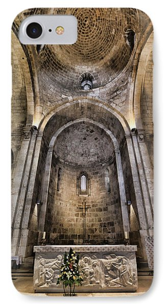 Church Of St. Anne - Jerusalem IPhone Case