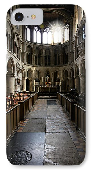 Church Of St Bartholomew The Great IPhone Case