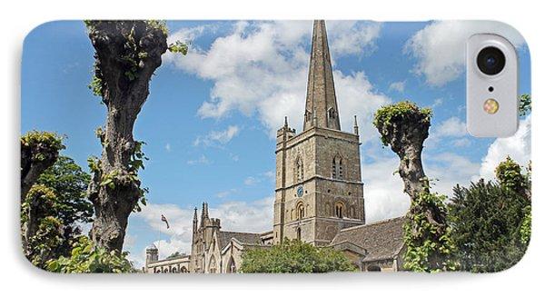 Church Of St John The Baptist IPhone Case by Tony Murtagh