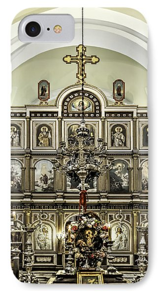 Church Of St. Nicholas IPhone Case by Maria Coulson