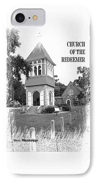 Church Of The Redeemer IPhone Case
