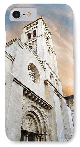 Church Of The Redeemer In Jerusalem IPhone Case by Jelena Jovanovic