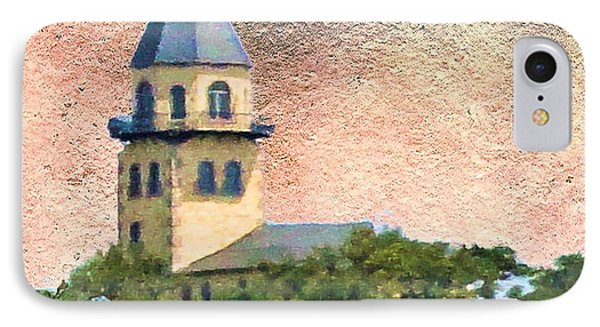 Church On Hill IPhone Case
