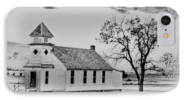 Church On The Plains Phone Case by Marty Koch
