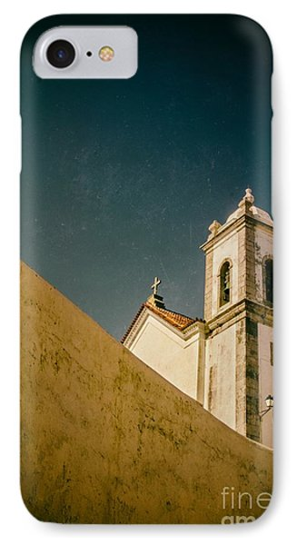 Church Over Wall IPhone Case