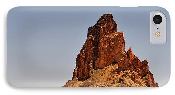 Church Rock Arizona - Stairway To Heaven IPhone Case by Christine Till