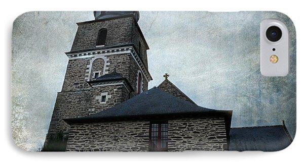 Church Saint Malo IPhone Case