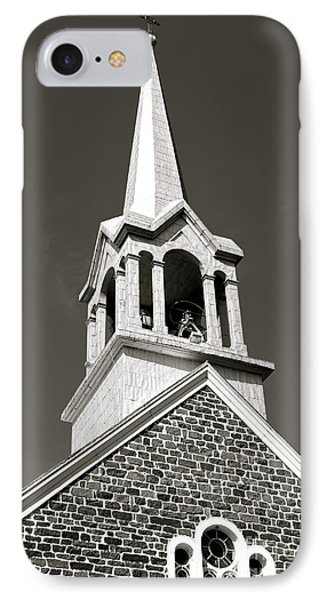 IPhone Case featuring the photograph Church Steeple by Sarah Mullin