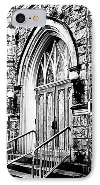Church Timeless Appeal Phone Case by Janine Riley