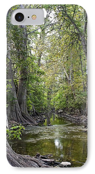 Cibolo Creek - 2 IPhone Case