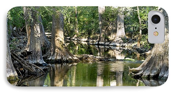 Cibolo Creek - 3 IPhone Case