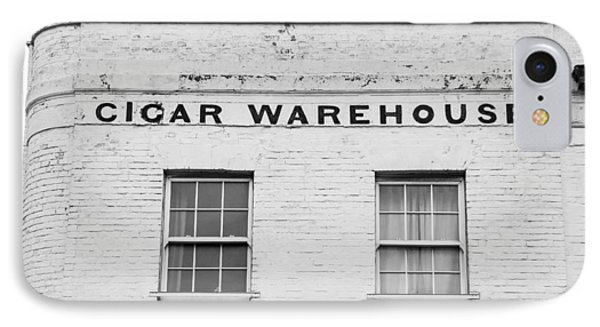 IPhone Case featuring the photograph Cigar Warehouse by Ross Henton