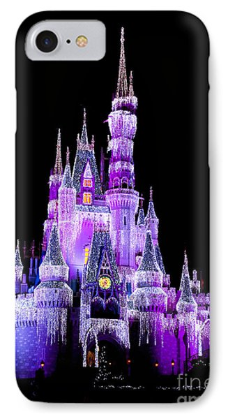 Cinderella's Castle IPhone Case