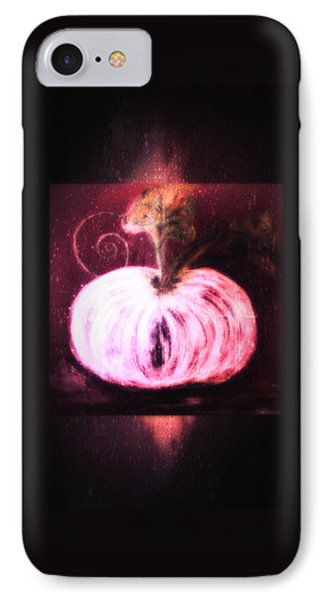 Cinderella's Pumpkin  IPhone Case by Sherry Flaker