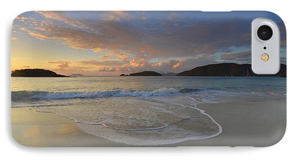 Cinnamon Bay At Sunset IPhone Case